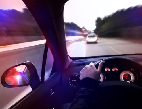 Jak může pomoci GPS jednotka při krádeži