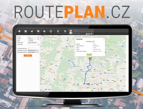 Plánovač výjezdů Routeplan