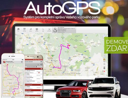 AutoGPS – elektronická kniha jízd