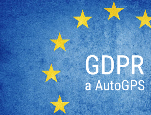 AutoGPS – jsme GDPR ready!