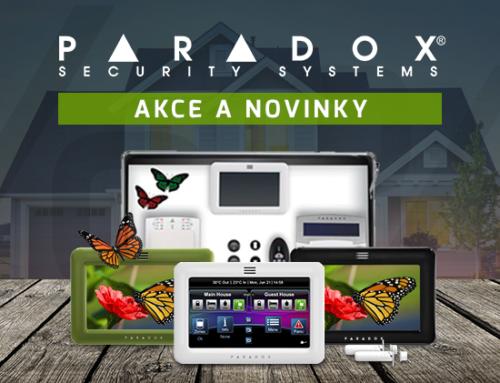 Akce a novinky Paradox