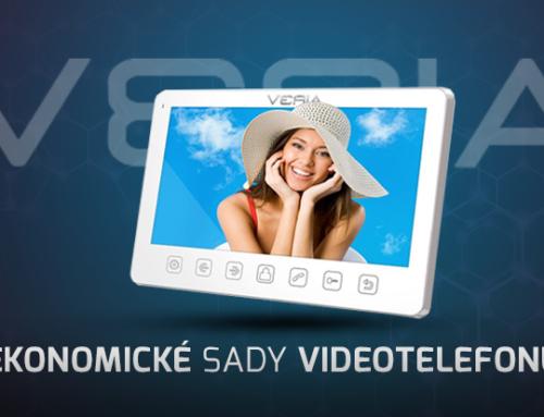 Nové sady videotelefonů Veria