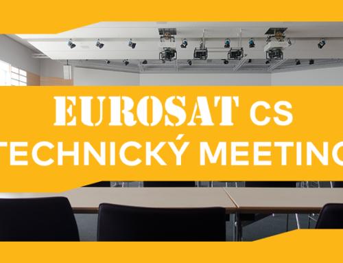 Pozvánka na Eurosat technický meeting
