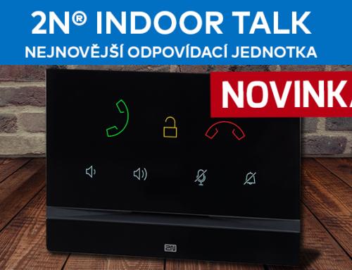 Odpovídací jednotka 2N® Indoor Talk