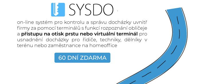 Docházkový systém SYSDO