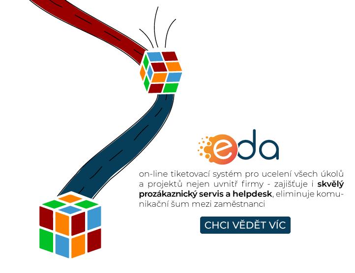 Moderní tiketovací systém Eda