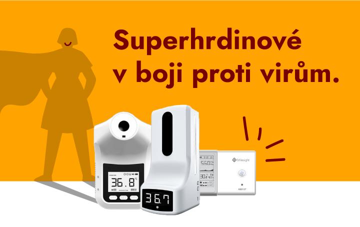 Prevence proti virům s produkty z Eurosat CS