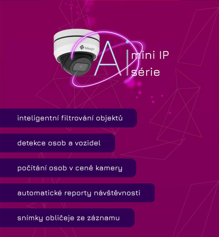 zabezpečovací technologie na e-shop Eurosat CS CCTV kamery