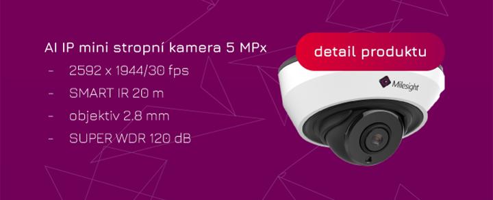 kamera mini AI e-shop Eurosat CS