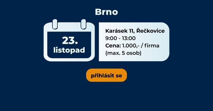 školení CCTV Brno Milesight listopad Eurosat CS