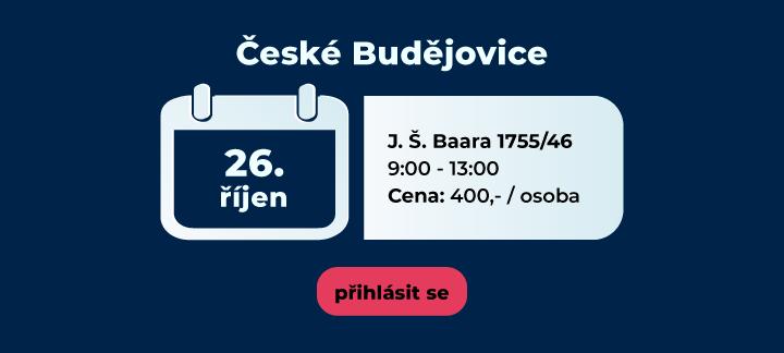 školení CCTV říjen České Budějovice Milesight